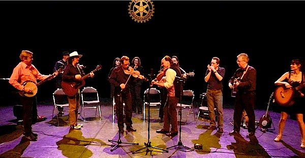 jouer bluegrass avec banjo leçon