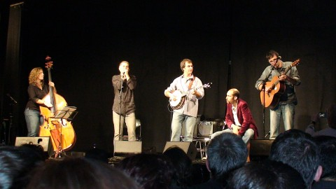 Barcelona Bluegrass Band