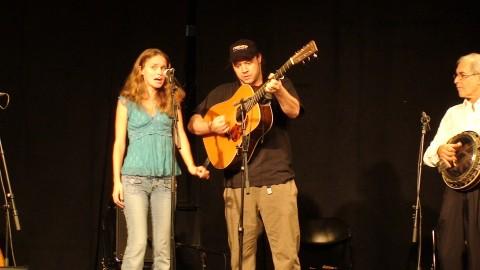 Trae et Jamie Lynn Buckner
