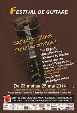 festival guitare sarlat 2014