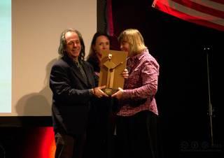 Jean-Marie Redon's European bluegrass pioneer award 3